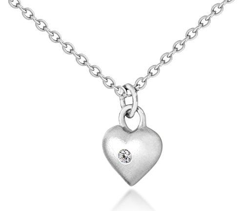 Tuscany Silver Collar de plata, 35.5 cm