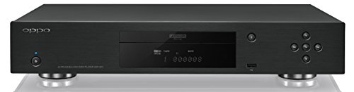 Oppo, Blu-ray-Player UDP-203MR, UHD 4K, schwarz