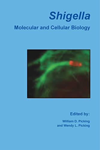 Shigella: Molecular and Cellular Biology