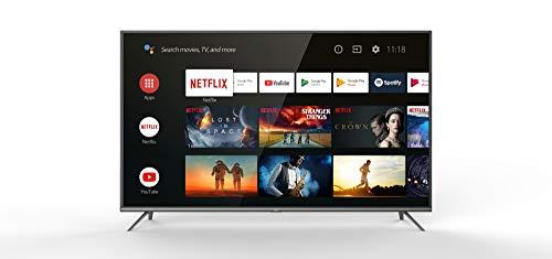 TCL EP640, Televisor 108 cm 43 Pulgadas, Smart TV