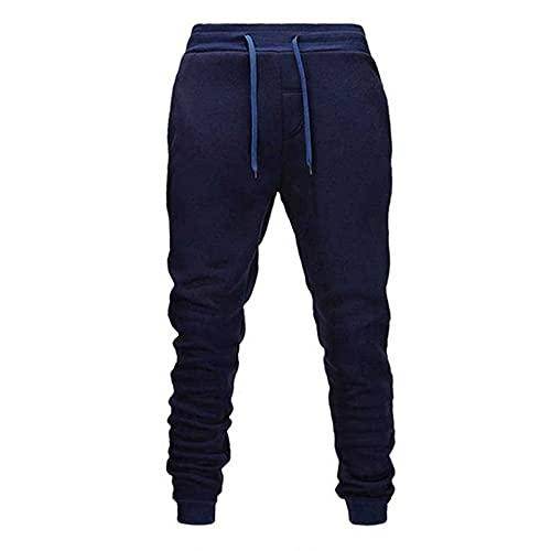 Heren casual broek mannen sportkleding trainingspak bodems mager