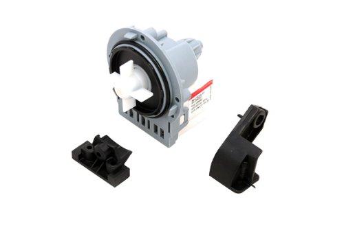 Ein Original Askoll Ablaufpumpe Pumpe Motor für Waschmaschine und Spülmaschine für viele Modelle, einschließlich Zanussi Whirlpool Bauknecht Ignis Hotpoint Indesit Electrolux Electra Creda Belling/Tri