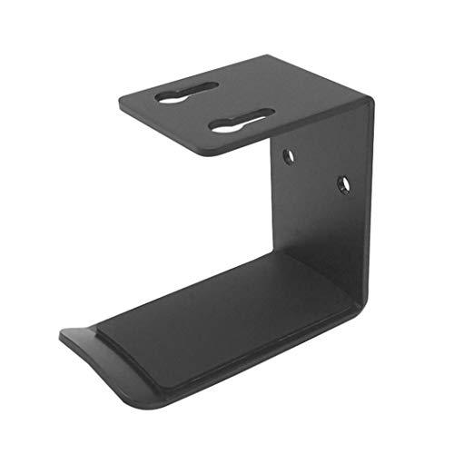 geneic Lega di Alluminio Gancio Per Cuffie Supporto Montaggio A Parete Auricolare Stand Desk Display Staffa Appeso Gancio Auricolare Rack Accessori