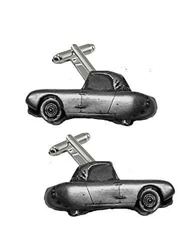 Berkeley T60 3D-Boutons de manchette Homme-Classique-Bouton de manchette en étain effet ref24