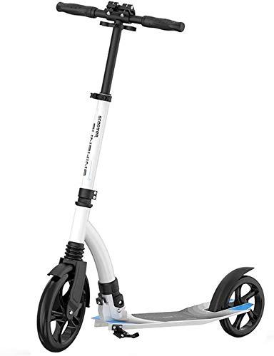 Patín Eléctrico Kick unisex adulta scooter con 220 libras de capacidad altura...