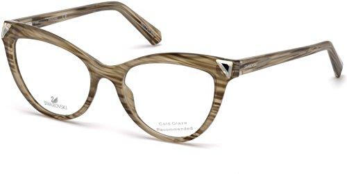 Eyeglasses Swarovski SK 5268 047 light brown/other