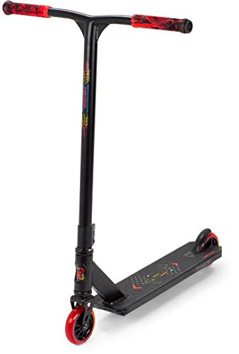 Slamm Classic V9 Scooter 2021 Black/red