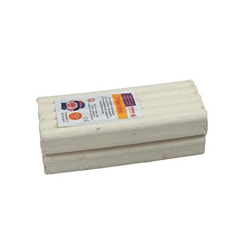 Stellwag 100234 - Pasta per modellare, colore: Bianco
