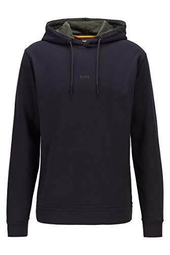 BOSS Herren WMac Kapuzen-Sweatshirt aus umweltfreundlicher recot2®-Baumwolle