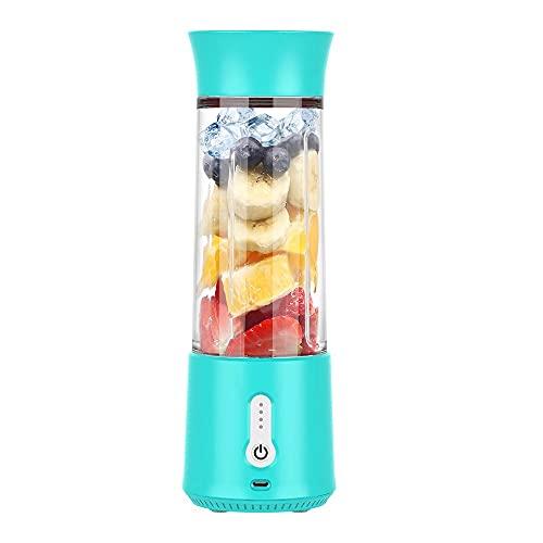 YLLYLL Portátil Juicer Mini Blender Mini Blender 500 ml Ecuador eléctrico Máquina Blender Mini Procesador de Alimentos Limón Squeezer Juice Maker Gimnasio - Compañero de Viaje