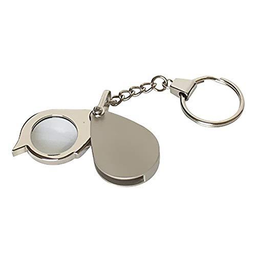 AdorabFruit Mini 8X Lupa de la Lupa Portable de la joyería del...