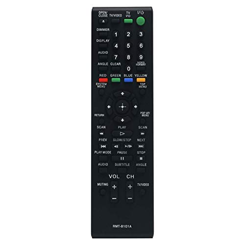 VINABTY RMT-B101A Telecomando per Sony il sistema Home Cinema con lettore Blu-ray Disc BD BDP-S300 BDP-S301 BDP-S500 BDP-S2000ES