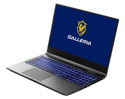 ゲーミングノートPC 新品 GALLERIA ガレリア GCL2060RGF-T[Core i7-10875H/RTX2060/16GBメモリ/512GB SSD/15.6フルHD]9308-2994
