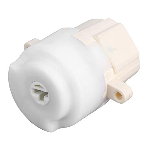 Interruptor de arranque de encendido Terisass Interruptor de contacto de barril de bloqueo de encendido 48750-BC60A apto para Nis-san Micra/Qashqai/Cabstar