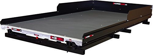 CargoGlide CG1500XL-7548-LP Extension Slide Out Truck Bed Tray, 1500 lb Capacity