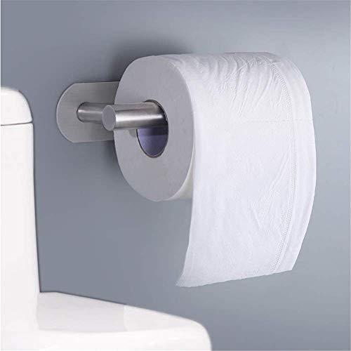 nobrand Küche Rolle Papier Selbst Klebe Wand Halterung Wc Papier Halter Edelstahl Bad Tissue Handtuch Zubehör Rack Halter 2PCS