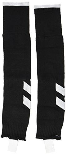 Hummel Erwachsene Stutzen Fundamental Fb Sock Footless, Black/White, 2