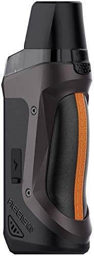 Geekvape Aegis Boost LE Bonus Pod Kit 40W con 3.7ML Vape Cartucho con 5 bobinas Vaporizador de cigarrillo electrónico Batería incorporada de 1500mAh