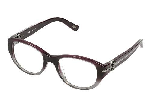 Loewe unisex volwassene VLW875M5009MV brilmontuur, violet (Fading Pearl Purple), 55