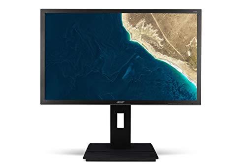 Acer B6 B246HL 24 Full HD LCD Zwart computer monitor