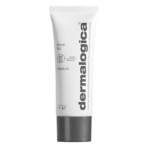 Dermalogica Sheer Tint Moisture Spf 20 Medium, Getönter Moisturizer, 1er Pack (1 x 40 ml)