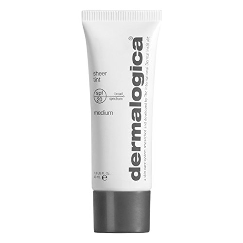 Dermalogica Sheer Tint Moisture Spf 20 Medium, Getönter Moisturizer, 1er Pack (1 x 40 ml)