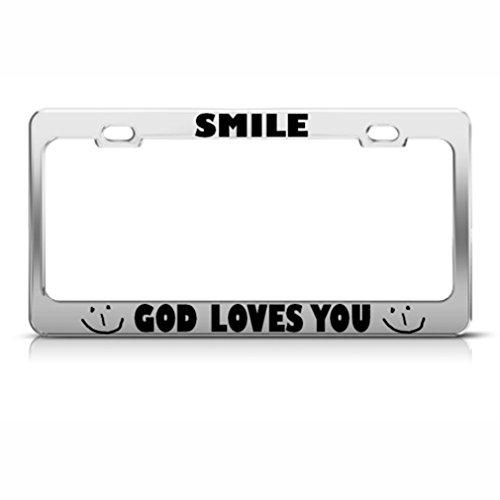 Love Jesus License Plate - 7