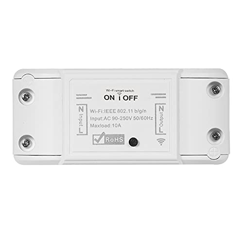 WiFi Smart Switch 10A / 2200W Telecomando senza fili