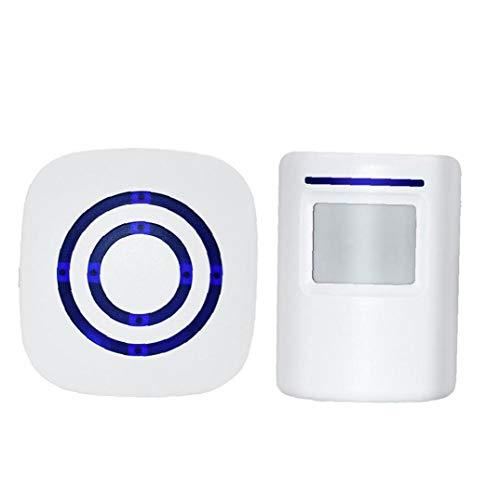 Sensor de alarma Avisador de Puerta Puerta ventana del sensor timbre de la puerta Chime enrty sensor de alarma de la tienda de Ministerio