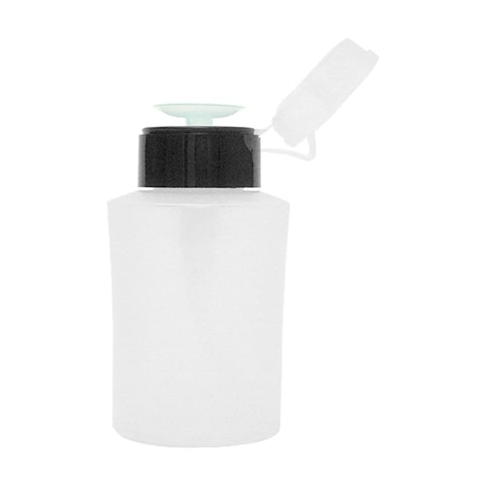 緩やかな美容師ニコチンダイワ商事 フィンガーチップポンプ L-GR 190ml★キャップ部分白の場合もございます