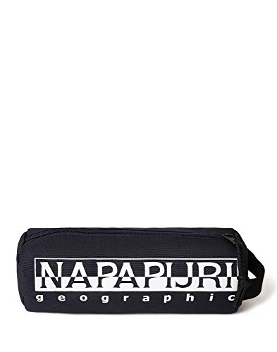 Napapijri Happy Pc RE Federmäppchen, 22 cm, Blu Marine