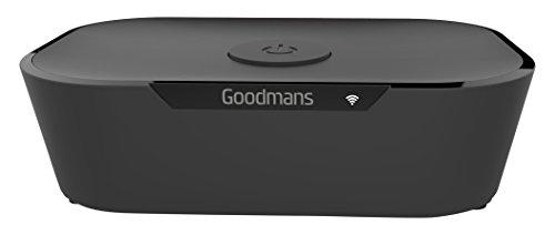Goodmans Módulo WiFi Adaptador de Audio con Spotify Connect - iOS, Android Smartphone y Tablet Control