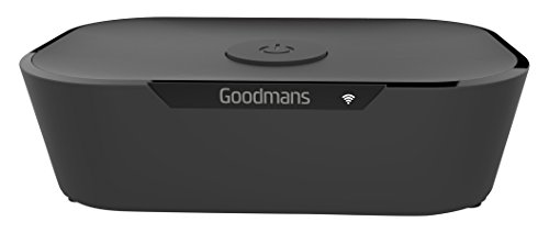 Goodmans Module WiFi Audio Adaptor with Spotify Connect - iOS, Android Smartphone and Tablet Control
