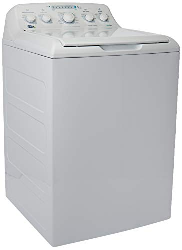 Easy LEA79115CBAB0 Lavadora Automática Easy con Agitador, color Blanco, Grande, 17 kg