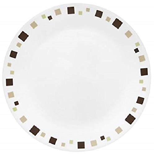 Corelle Geometric Dessert Plates 6.75 in Set of 6