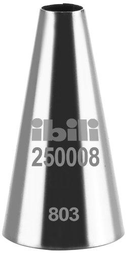 IBILI 250008 - Boquilla Redonda 8 Mm