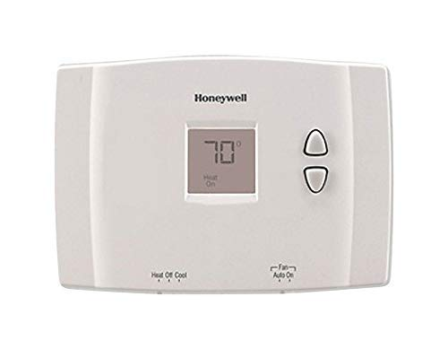 Honeywell RTH111B1016/E1 White Digital Non-Programmable Thermostat