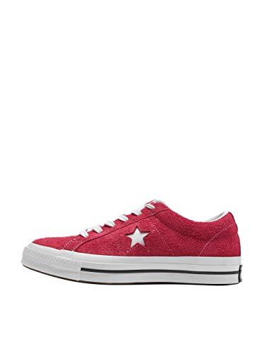 Converse AS OX CAN OPTIC M7652 Unisex - Erwachsene Sneaker, Pink - Rosa - Größe: 41 EU