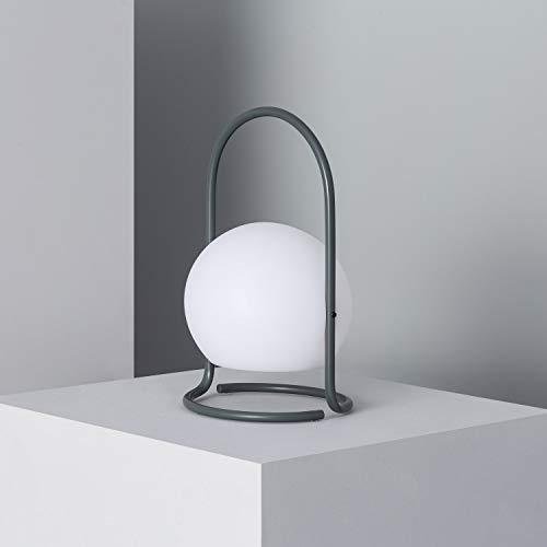 LEDKIA LIGHTING Lámpara de Mesa LED Portátil Mkono 2.5W para Exterior con...