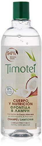 Timotei Shampoo Coco und Aloe Vera–1Paket von 400ml