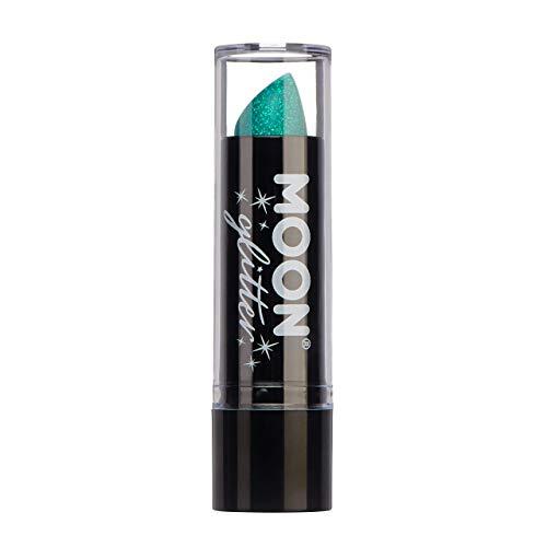 Moon Glitter - Lippenstift mit schillerndem Glitter - 5gr - Grün