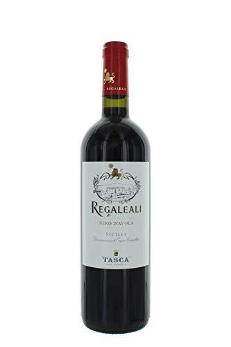 Tasca d'Almerita Regaleali - Rosso Nero d'Avola IGT Sicilia DOC - 2015 Trocken (1 x 0,75 l)