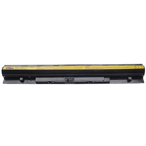 vhbw Li-Ion Akku 4400mAh (14,4V) für Notebook Laptop Lenovo Ideapad G40-75, G70-35, G70-70, G70-80 wie L12L4A02, L12L4E01.