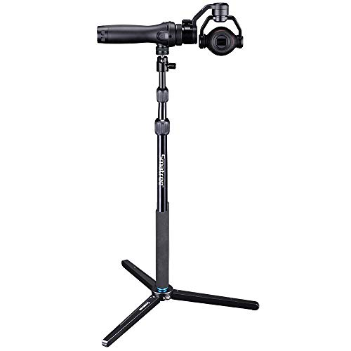 Smatree SmaPole DS1 Extendable Stick Compatible with Tripod for DJI OSMO, OSMO Mobile 3, OSMO Mobile, OSMO PRO/RAW
