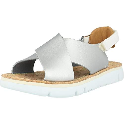 Camper Oruga Sandal K200157-024, Donna, Grey, 38