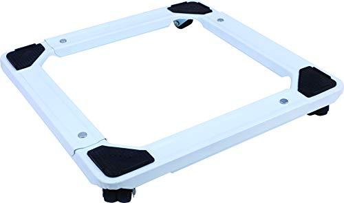 BuyStar Carrello sposta Tutto, Ideale per mobili e elettrodomestici, Forno, Lavatrice, Frigorifero | Carrello da Trasporto con Ruote, Sistema di Spostamento per mobili | Supporto con Ruote