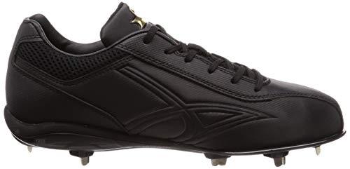 [エスエスケイ]野球スパイクマキシライトY-NEOメンズブラック×ブラック(9090)27cm