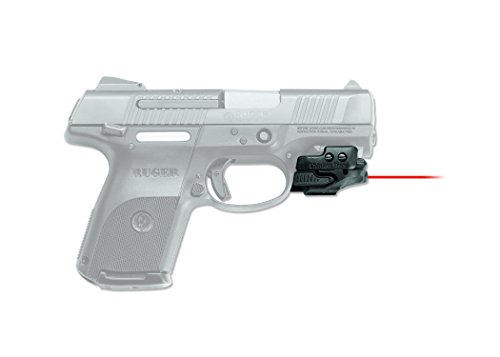 Crimson Trace CMR-201 Rail Master Universal Laser with Instant Activation and Quick Installation for Pic Rail Mounts, Shooting, Competition and Range