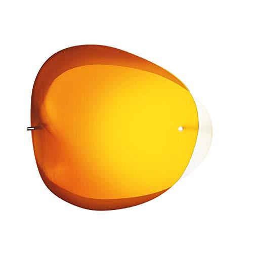 Morphie Wandleuchte, Auslaufartikel - orange