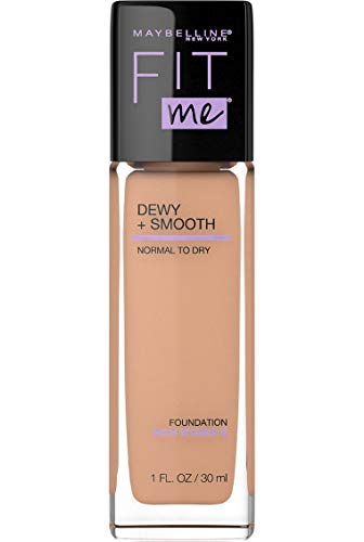 Maybelline New York Fit Me! Foundation, 235 Pure Beige, SPF 18, 1.0 Fluid Ounce by Maybelline New York